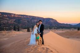 White Pocket Engagement Shoot Randy & Lily. Desert engagement shoot. Sedona Engagement shoot. Shot by RIVAS Photo & Film. Photographer Randy Ignacio